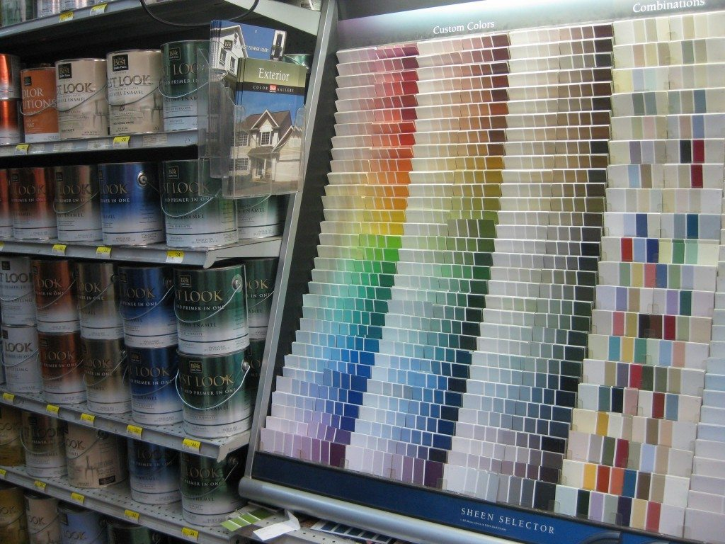 Our Paint Center