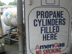 Propane Filling and Exchange